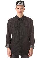 SELECTED One Class L/S Shirt BP black