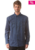 SELECTED One Jeno L/S Shirt dark denim