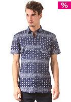 SELECTED One Open Shirt S/S Shirt night sky