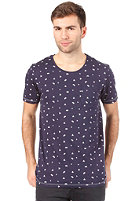 SELECTED Oscar O-Neck S/S T-Shirt navy