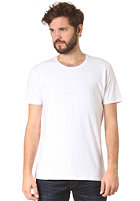 SELECTED Pima O Neck white