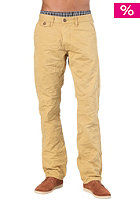 SELECTED Rome Yellow Camel Chino Pant yellow