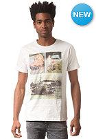 SELECTED Santa Fee O-Neck S/S T-Shirt snow white