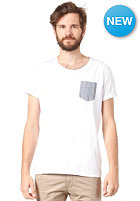 SELECTED Soldier O-Neck S/S T-Shirt opt.white