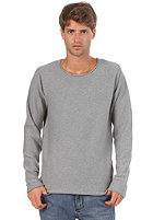 SELECTED Sun Crew Neck Knit light grey melange