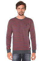 SELECTED Sway Crew Neck red dahlia