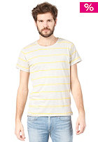 SELECTED Terrance O-Neck S/S T-Shirt marshmallow