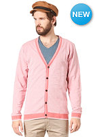 SELECTED Terry Granddad Cardigan faded rose