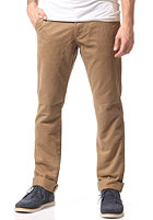 SELECTED Three Paris Camel Chino Pant dark camel