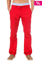 SELECTED Three Paris Chino Pant C chili pepper