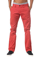 SELECTED Three Paris Chino Pant cinnabar