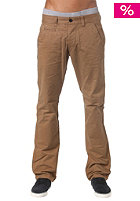 SELECTED Three Paris Chino Pant dark camel