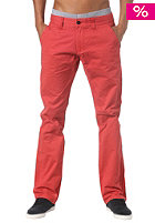 SELECTED Three Paris Chino Pant washed cinnabar