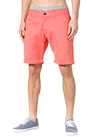 SELECTED Three Paris Chino Short spiced coral