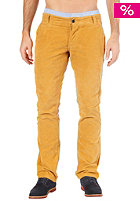 SELECTED Three Paris Cord Mustard Chino Pants honey mustard