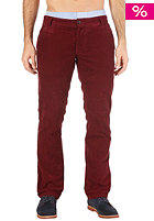 SELECTED Three Paris Cord Royal chino Pants port royale