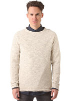 SELECTED Victor Sweat marshmallow