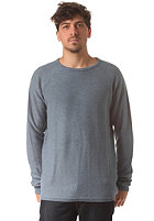 SELECTED Vince Crew Neck I Knit Sweat blue shadow