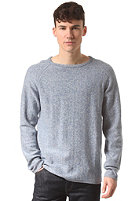 SELECTED Vince Crew Neck I Knit Sweat light blue