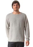 SELECTED Vince Crew Neck I Knit Sweat light grey melange