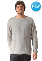 SELECTED Vince Crew Neck Knit Sweat light grey melange