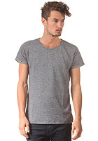 SELECTED Wade O-Neck S/S T-Shirt grey