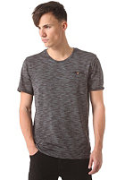 SELECTED Xander O Neck S/S T Shirt light grey melange