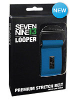 SEVEN NINE 13 Canvas Belt Strech Canvas blue