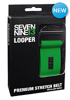 SEVEN NINE 13 Canvas Belt Strech Canvas green
