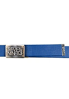 SEVEN NINE 13 Jaws Belt blue