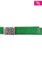 SEVEN NINE 13 Jaws Belt green