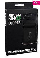 SEVEN NINE 13 Looper Belt black