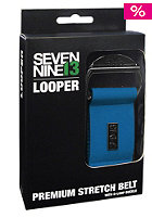 SEVEN NINE 13 Looper Belt blue