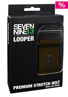 SEVEN NINE 13 Looper Belt brown