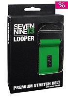 SEVEN NINE 13 Looper Belt green