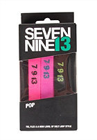 SEVEN NINE 13 Pop Pack Lace Belts mixed