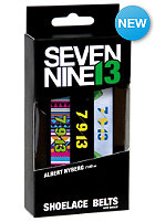 SEVEN NINE 13 Printed Shoelace Belt albert nyberg