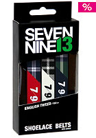 SEVEN NINE 13 Printed Shoelace Belt english tweed