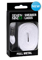 SEVEN NINE 13 Sneaker Lace  Flat white