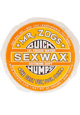 SEXWAX Quick Humps Wax 1X frigid yellow