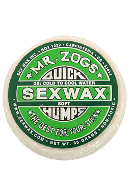 SEXWAX Sex Wax Cool ( 13 bis 20 Grad C )