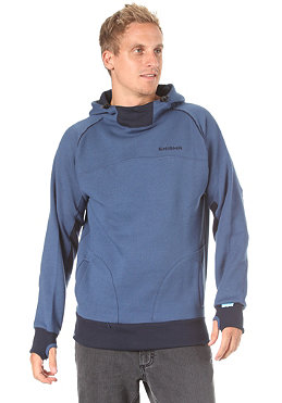 SHISHA Storm Hooded Sweat ensign