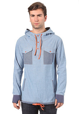 SHISHA Tarents Hooded Sweat denim