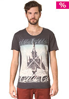 SILENT THEORY City Lights S/S T-Shirt charcoal