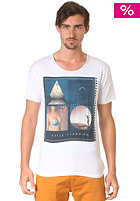 SILENT THEORY State Of The Art S/S T-Shirt white