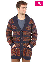SITKA Unisex Chestnut Cardigan navy