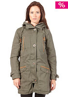 SITKA Womens Kain Parka & Sherpa Vest tarmac