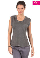 SITKA Womens Zora Classic Sleeveless Shirt heather grey