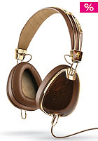 SKULLCANDY Aviator Headphones brown/gold