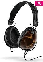 SKULLCANDY Aviator Mic3 Headphones tortoise/blk/blk